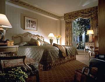 Guest Suite at The Omni Royal in New Orleans