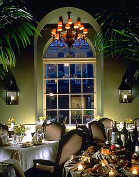 Restaurant at The Omni Royal in New Orleans